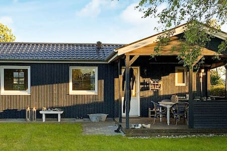 Charming Holiday Home in Juelsminde near the Beach