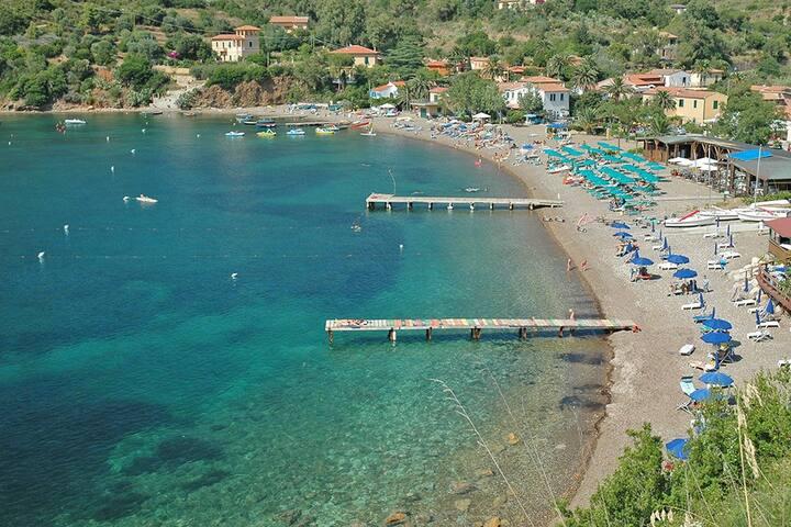 Seaside - Appartamento a Bagnaia, Isola d'Elba