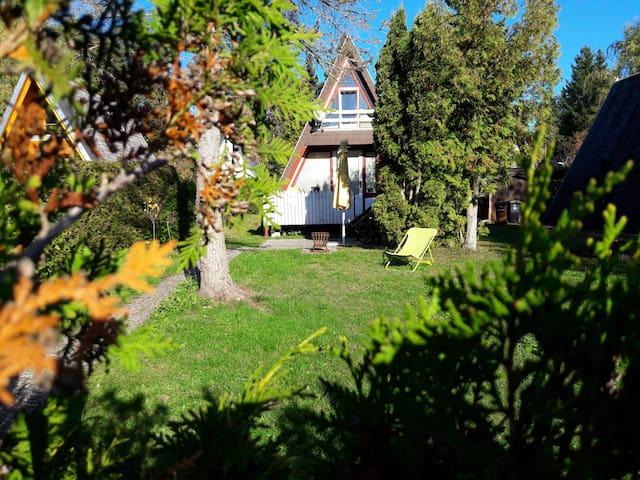 9 Traumferien im Nurdachhaus Wolfseeweg 9