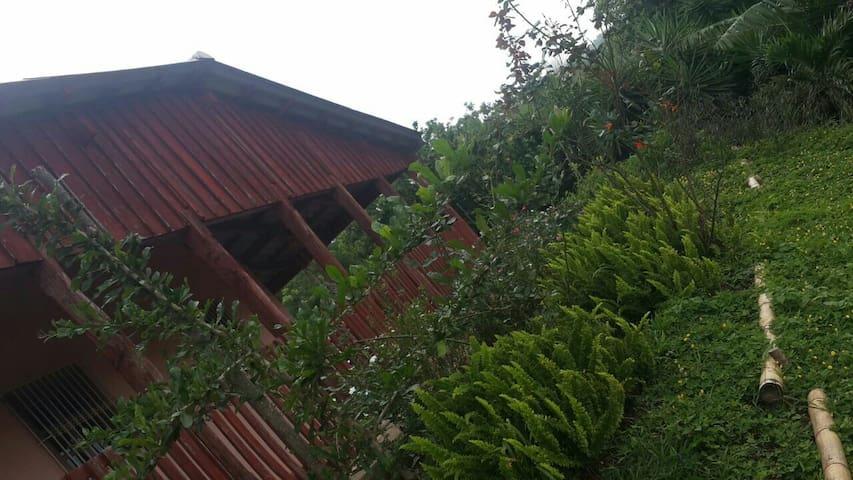 Casa de Campo Comasagua
