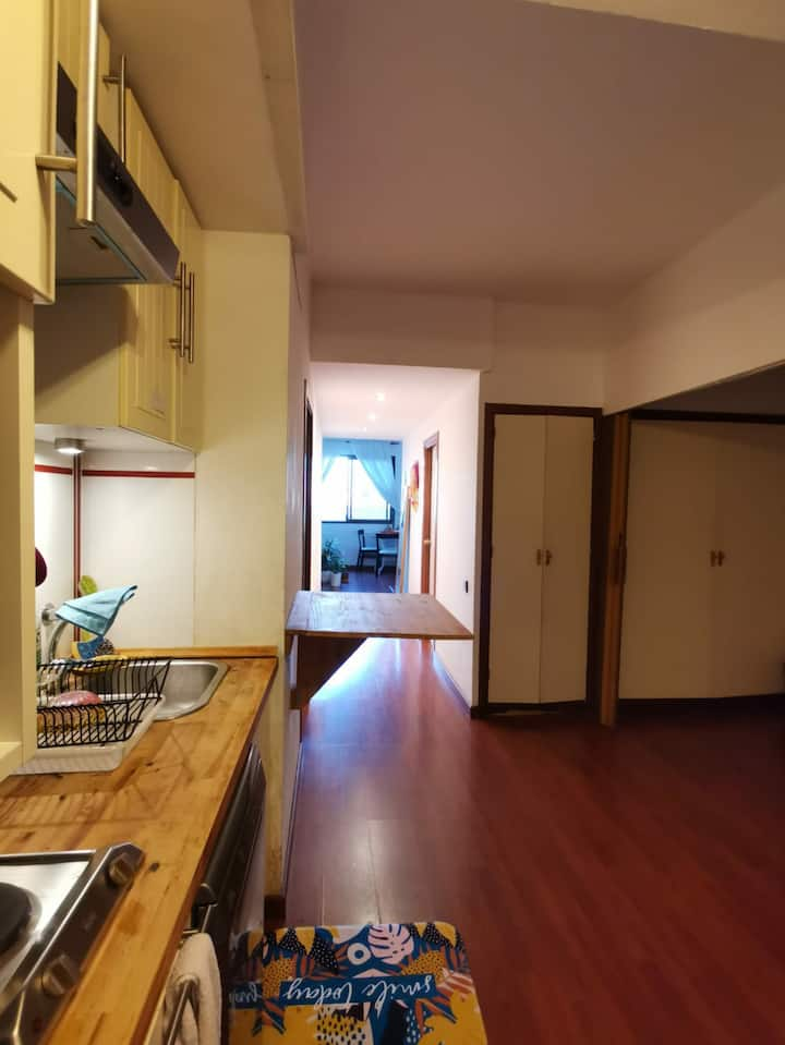 Apartamento tranquilo en Las Corts
