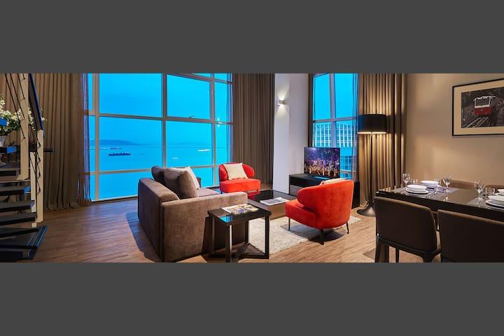 MICHELLE | Highest Floor Seaview Home | 最高楼无敌海景套房