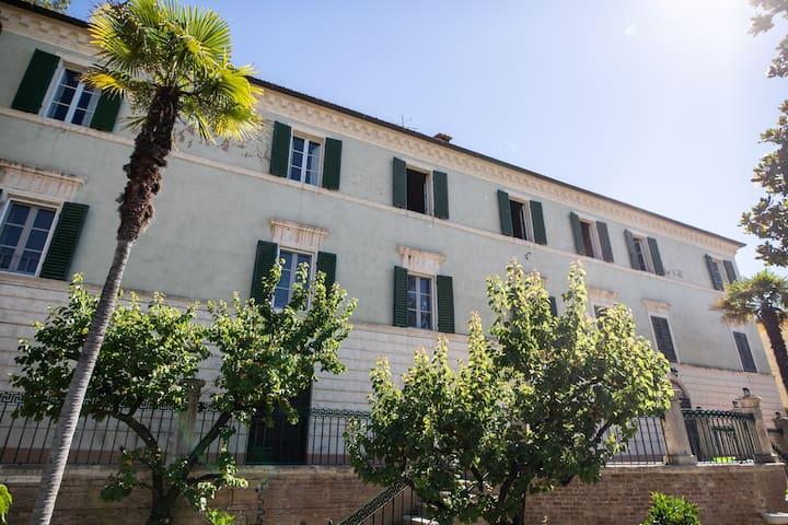 Villa Bonelli - La Rosa Apartment