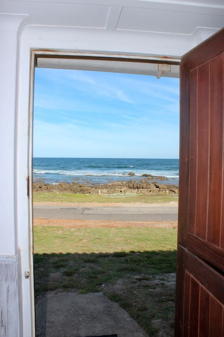View from your front door!