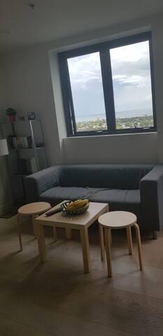 Southbank 1 bedroom apartment/ Amazing ocean view