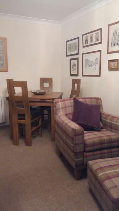 Living /dinning room