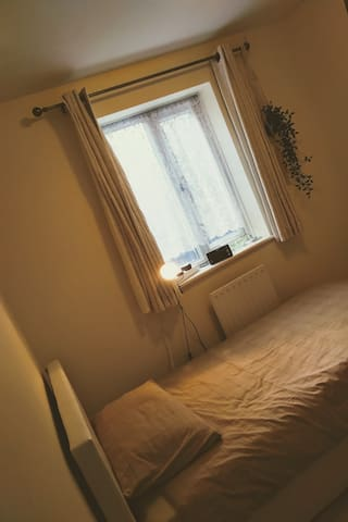 Cheap single near DLR/Excel . Private bathroom
