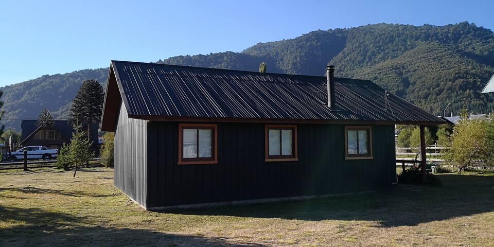 Refugio Tierras Australes / Casa 6 personas