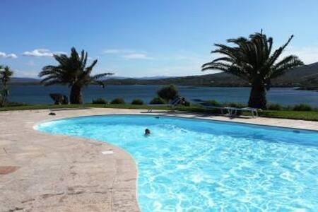 Spiaggia Bianca - apartment with garden - Spiaggia Bianca - Leilighet
