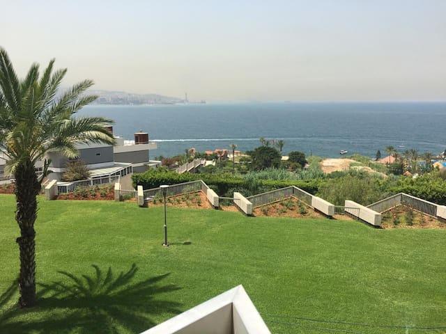 Aquamarina 1, 68sm, magnificent sea view, 5 guests