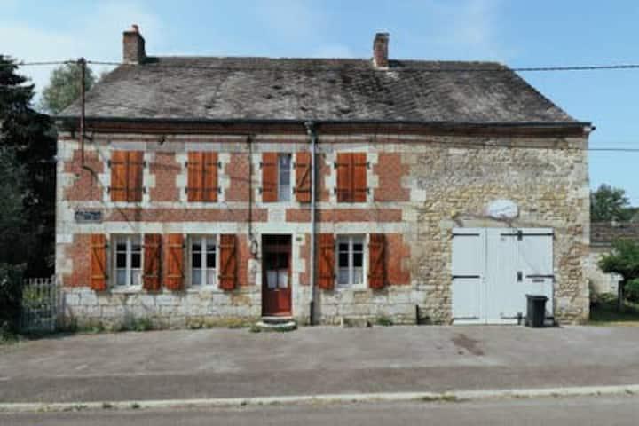 Maison de vacances authentique - Ardennes France