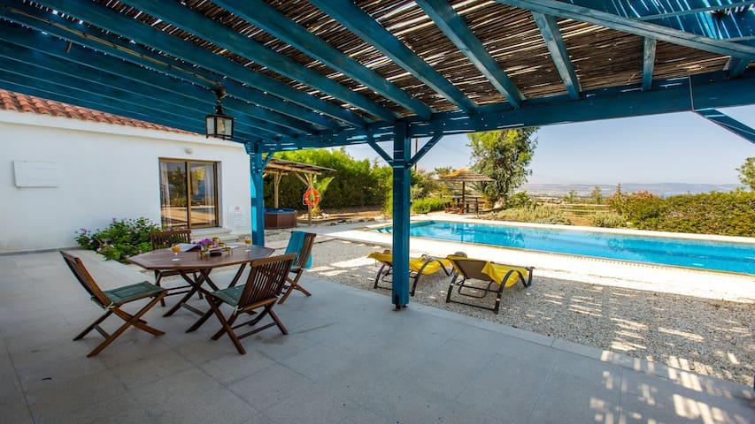 Villa Kyrene - Paphos, Cyprus