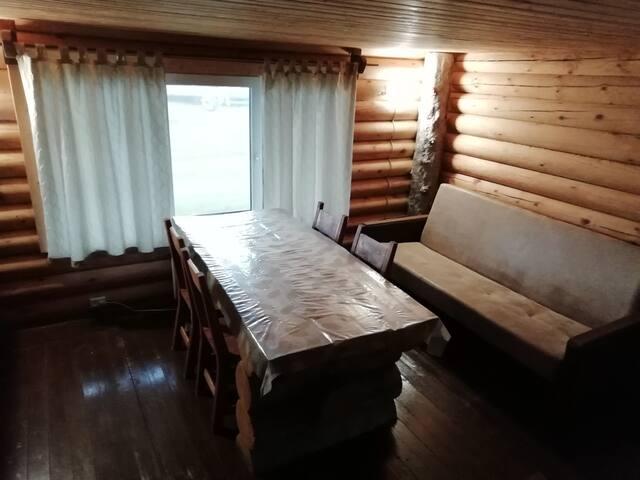 Гостевые домики в Кашкаранцах