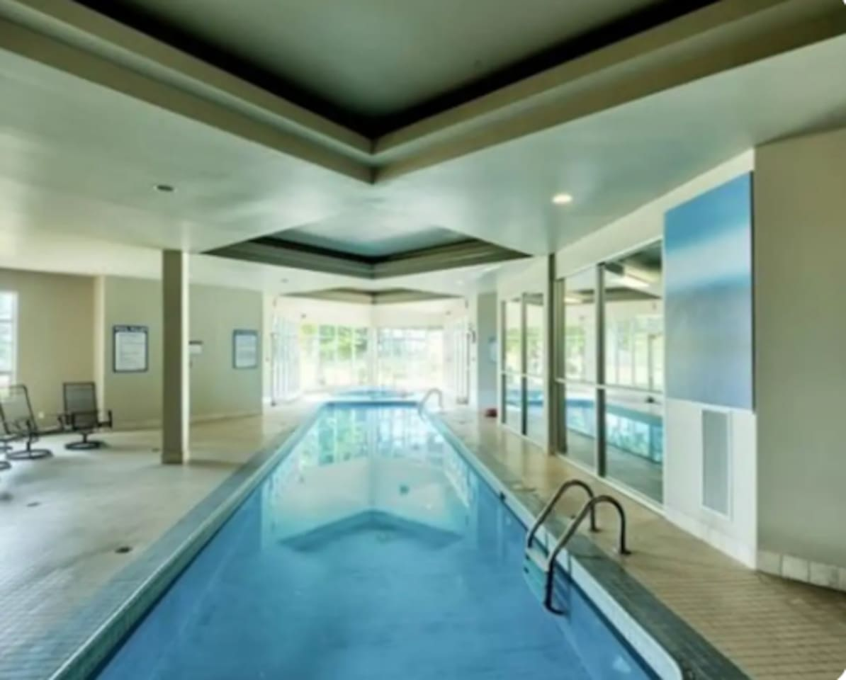 Lots of amenities! Pool and hot tub open from 5 am-11pm