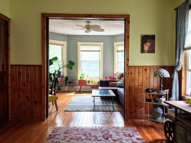 Sunny Spacious Home near Union College