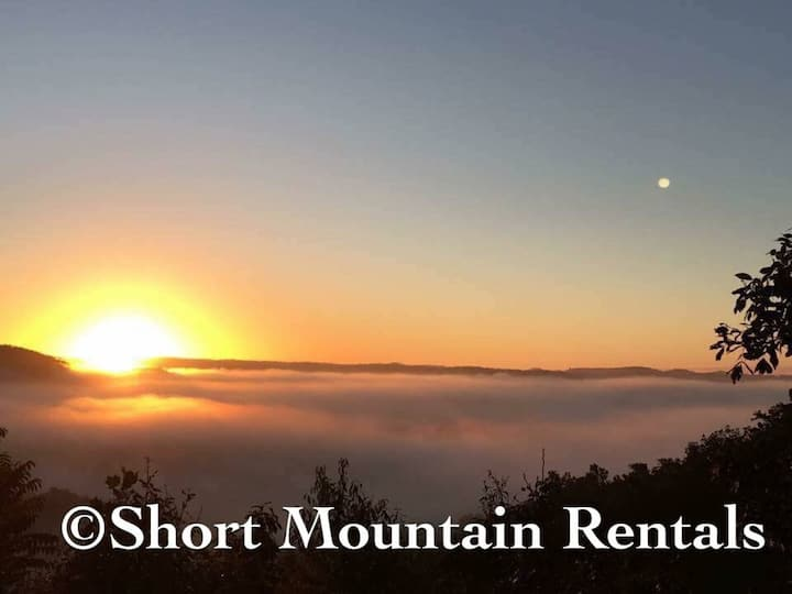 Short Mountain Rentals Cabin 411