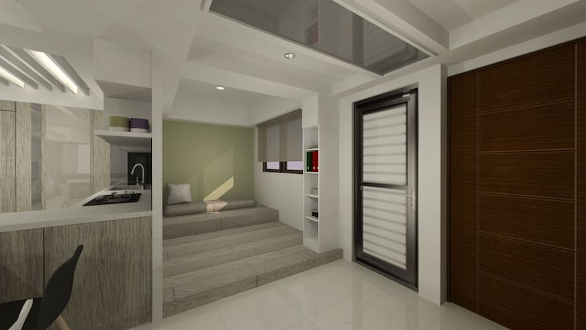 a comfortable room - Bade District