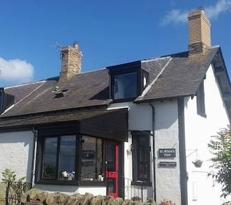 Double bedroom in scenic coastal B&B - Scottish Borders - Bed & Breakfast