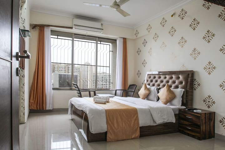 Executive Anmol - Semi Deluxe - Mumbaj - Apartament