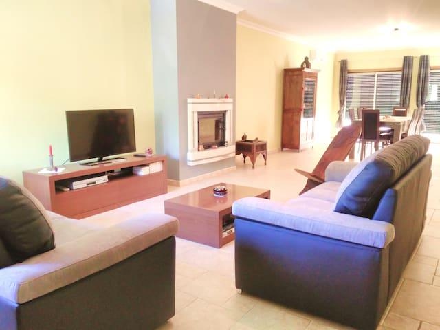 Burgau Very Spacious 3 Bedroom Villa - Luz - House
