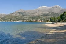 beach Slano 300 meters from the house