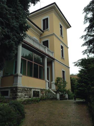 Esclusivo appartamento in villa 900 - Varese - Flat