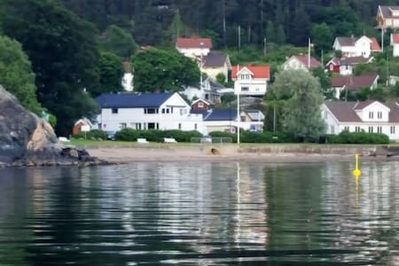 The house by the sea - Vestby - Wohnung