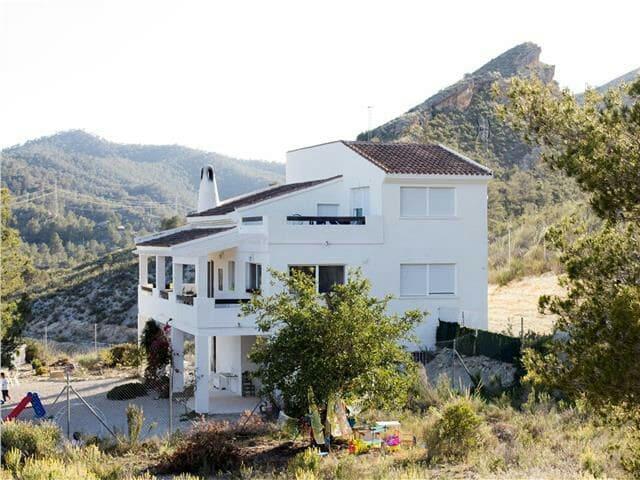 House near the beach - Orxeta - Alpstuga
