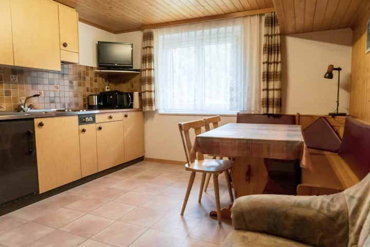 Kleine aber feine Wohnung im Fieschertal-Wallis