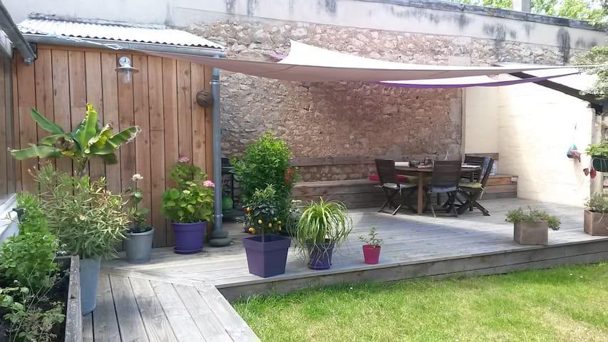 Maison de ville avec jardin - Périgueux - Rumah
