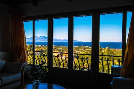 Sea View Suite near Tsilivi - Dilesi - Hus