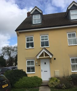 House near Quantock hills and 20min drive to beach - Bishop's Lydeard - Hus