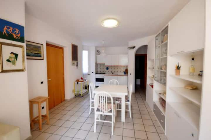 Apartment in a well-kept holiday complex near the harbour