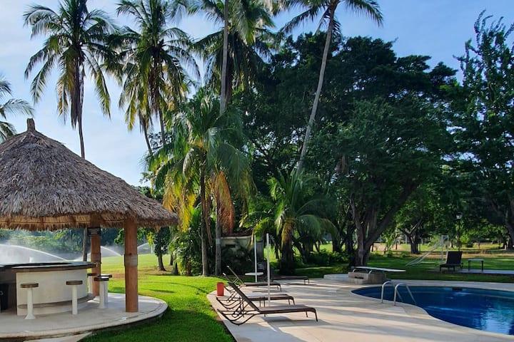 Habitación Azteca Princess (independiente)