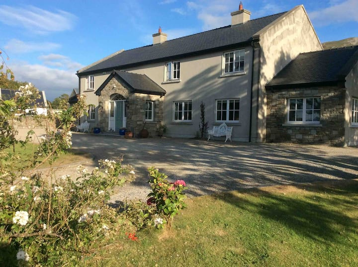 Croagh Patrick Lodge luxury self catering house.