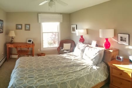 Sunny Apartment in Kittery Foreside - Kittery - Appartement