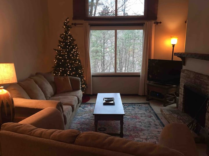 Family Mountain Condo - Slopeside (NEW Listing)