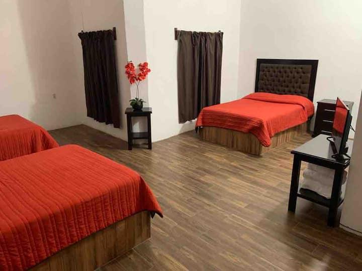Hotelito: GONZÁLEZ. Habitación-3