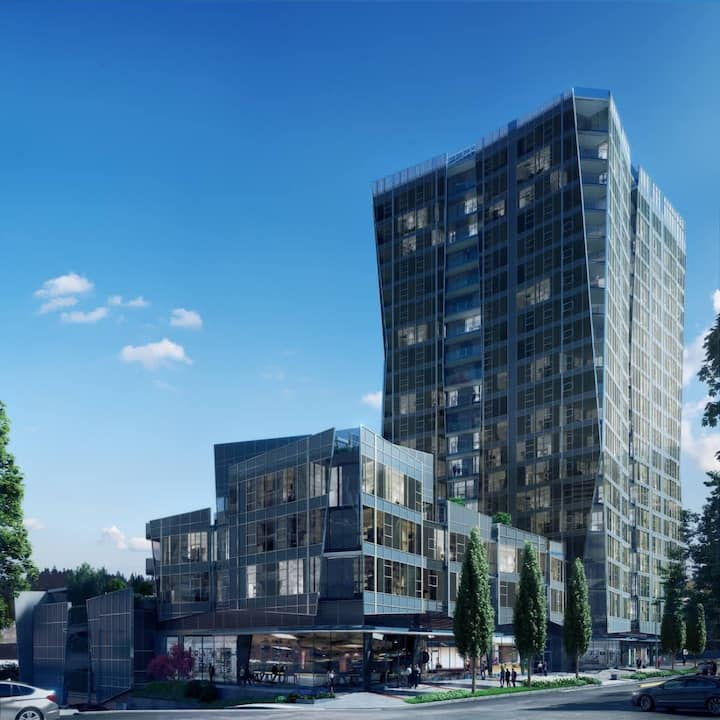 Brand New Luxury Unit at Bellevue Downtown