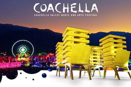 Adults-Only Luxury Estate COACHELLA - Palm Springs