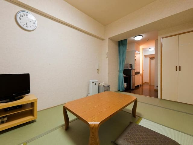 【熱海駅から徒歩7分】和室エコノミールーム