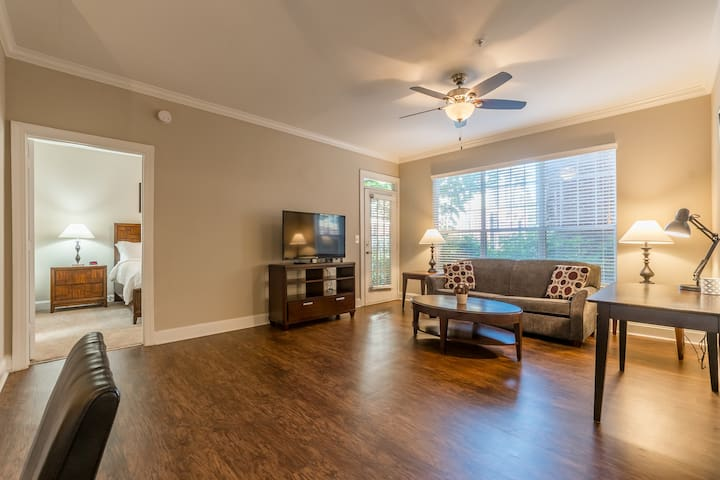 2 bedroom Fully Furnished APT-Buckhead