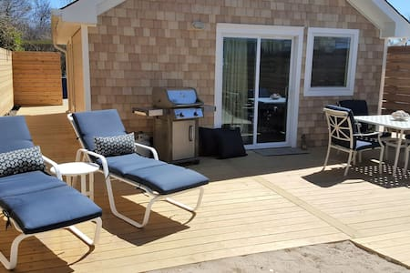 1BR Luxury Beach  Cottage Wineries - Wading River