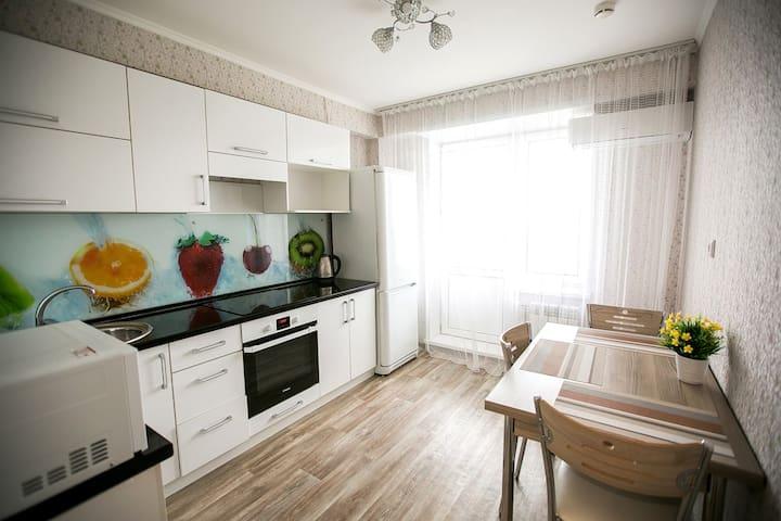 Апартаменты на Раскольникова