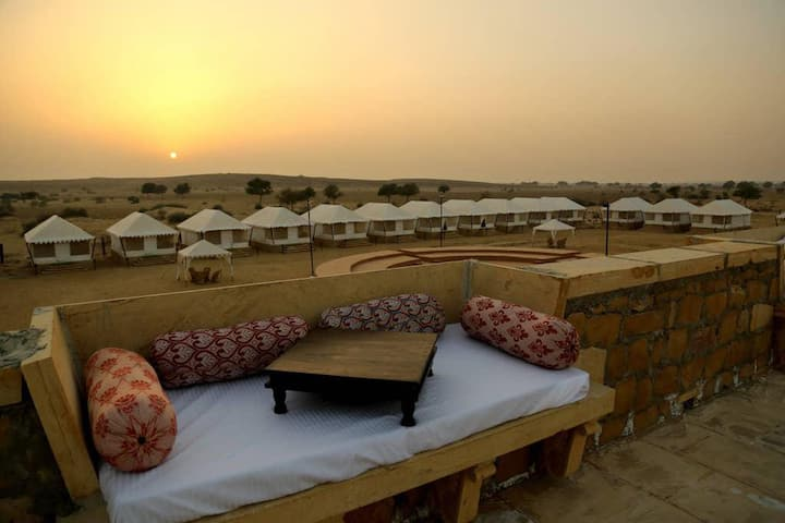 Exotic Luxury Non Ac Room @Jaisalmer