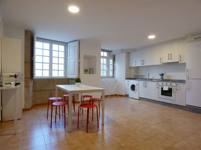 Apartment in Plaza de Cervantes