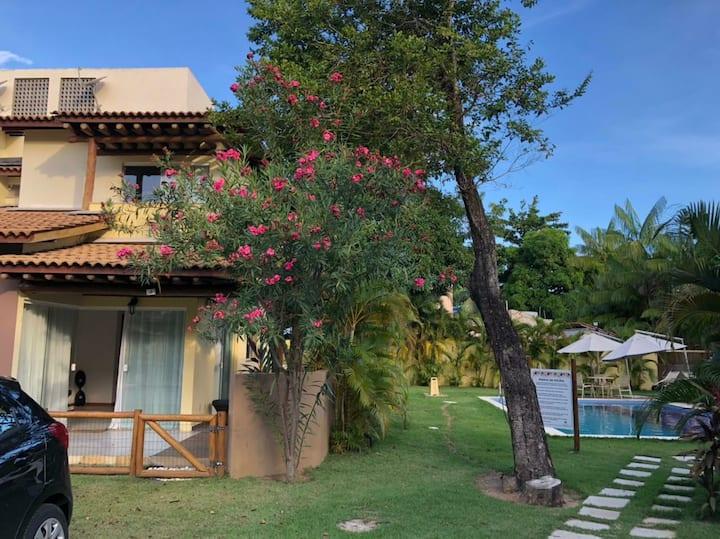 casa aconchegante pra relaxar e curtir a natureza!