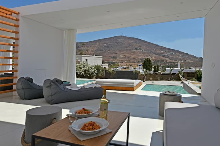 Tinos Blend Estate   Villas in Tinos