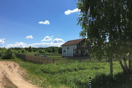 Гостевой дом яузское водохранилище