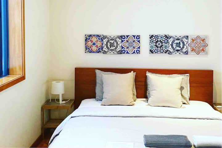 BOUTIQUE SUITE - QUARTO PORTO